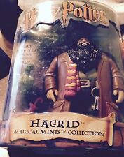 Harry Potter Hagrid Magical Minis Collection 2001
