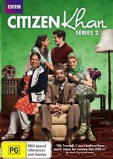 Citizen Khan : Series 2 (DVD, 2014, 2-Disc Set) - Region 4