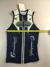 Hincapie Mens Fluid Triathlon Tri Top Size Xs X Small (6551-3)