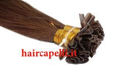 Cheveux Extension Humains 150 Brins 1 Gramme Remy Avec Kératine à Ultrasons