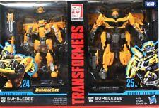 Takara Tomy Transformers Generations 24 1967 Studio Series & 25 2016 Bumblebees