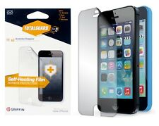 Griffin TotalGuard Level 2 Self Healing Screen Protector for iPhone 5s SE 5C 5