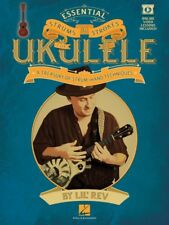 Essential Strums & Strokes for Ukulele - A Treasury of Strum-Hand Techniques