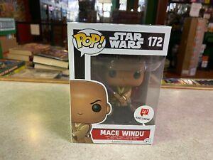 Funko POP! NIP - Star Wars Walgreens MACE WINDU #172