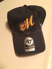 47 Brand Montgomery Biscuits MiLB Clean Up Hat