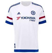 Camisetas de fútbol 2ª equipación para hombres talla S