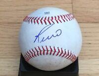 Richard Urena Toronto Blue Jays Signed Autograph GAME USED EL MiLB Baseball