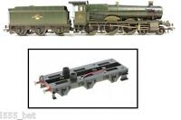 New Hornby X9361W Grange Class Tender Chassis +Electric Pickup Contacts R2404
