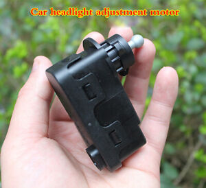 1pcs DC 12V telescopic motor auto adjustment of car headlight regulator