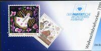 Bund DPWV Markenheftchen 1998 mit MiNr. 2024 postfrisch MNH Weihnachten (R3604
