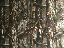Leaf Tree Camo Heavy Duty 600 D Pvc Coated Outdoor Canvas Waterproof Fabric.