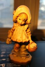 Anri 6 inch wood carving by Sarah Kay Flowers for you