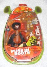 Shrek 2 - Puss In Boots - 100% complete (MOC) - Hasbro