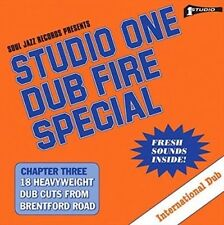 NEW Studio One Dub Fire Special (Audio CD)