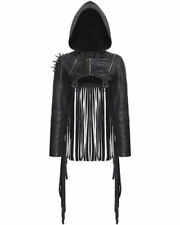 Cappotti e giacche da donna in pelle sintetica taglia S
