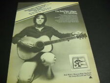 Bob Weir from Grateful Dead is a Flash National Breakout 1978 Promo Poster Ad