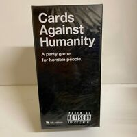 Cards Against Humanity Card Game UK Edition - Brand New & Sealed Genuine Product