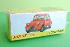 DINKY TOYS ATLAS CITROEN 2CV SPAIN No011500 NEUF EN BOITE JAMAIS OUVERT ech1/43