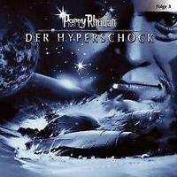 Perry Rhodan - Folge 3: Der Hyperschock. Hörspiel.  gekü... | Buch | Zustand gut