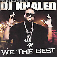 DJ Khaled : We the Best (Clean) CD