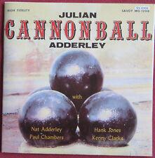 JULIAN CANNONBALL ADDERLEY  CD JAPON