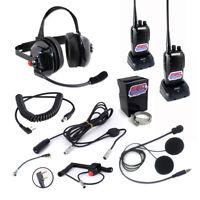 5watt Racing Radios System Complete IMSA Wired