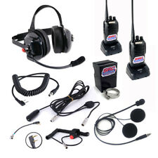 Racing Radios System Complete IMSA Wired