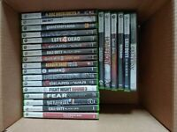 Xbox 360 games -- Save on orders over 2 Items!