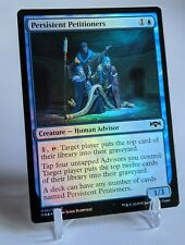 Foil Persistent Petitioners LP/NM Ravnica Allegiance. ORDER MANY FOR DISCOUNT.