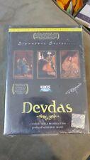 DEVDAS Signature Series bafta nominee BOLLYWOOD DVD BRAND NEW