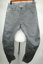 G-Star Raw Arc Loose Tapered Jeans Men Size 32 x 30 Made In Italy
