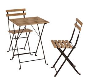 Set Di Tavoli E Sedie Da Esterno Ikea Acquisti Online Su Ebay