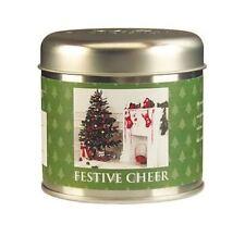 Wax Lyrical Timeless Festive Cheer Candle Tin NEW