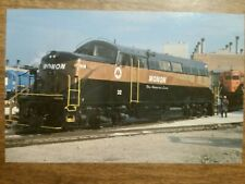 Monton Railway Postcard