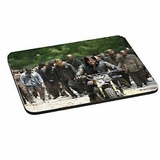 TWD Walking Dead Daryl Dixon Theme 5mm Thick Rectangle Mouse Mat/Pad