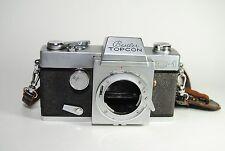 Beseler Topcon D-1 Film camera body - Broken