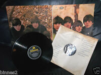 THE BEATLES ORIGINAL MONO ISSUE FROM 1964 BEATLES FOR SALE  PLAYS GREAT EMITEX