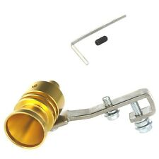 YAMAHA  Motorcycle Exhaust Pipe Whistle Turbo Sound  Simulator Whistle GOLD
