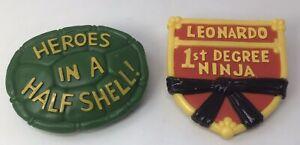 Teenage Mutant Ninja Turtles Pop Up Burger King Toys: 1989 Leonardo Half Shell