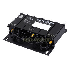 20W 135-175MHz (SMA-connector) Duplexer VHF 6 Cavity  for Motorola GR1225 GR500