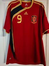 Fernando Torres Spain Confederations Cup 2009 XL