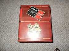 Harry Potter HD DVD Trunk Box Set Mint in Box Limited Edition 2007 Sealed