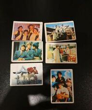 A&BC Gum Monkees Coloured Series Odd Cards x 6 As Pictured Used condition