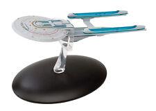 Eaglemoss Star Trek ST0008 USS Excelsior NCC-2000 Search for Spock & MAGAZINE #8
