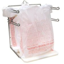 T Shirt Carry Out Bags By Members Mark 1000 Ct Brand New Item