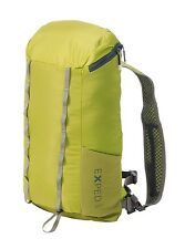 Exped Summit Lite 15, Lightweight Packable Backpack. Colour - Lichen Green
