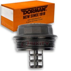 For 2006-2010 Mazda 5 Oil Filter Housing Cap Dorman 81631MB 2007 2009 2008