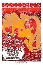 KOLOMAN MOSER - VIENNA SECESSION - VINTAGE ART POSTER 24x36 - 2850