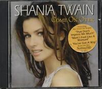 Shania Twain - Come on Over con sticker Cd Perfetto A Natale scegli Corriere 48H
