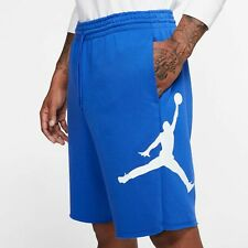Jordan Jumpman Logo Fleece Short Mens Training Bottom Sweat-Wicking [AQ3115-480]